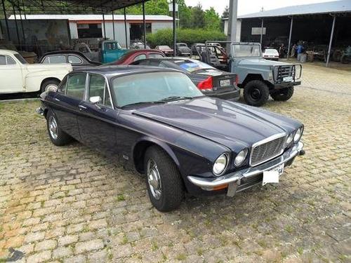jaguar xj 12    1974