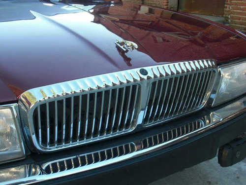 jaguar xj& version vanden plas majestic ..