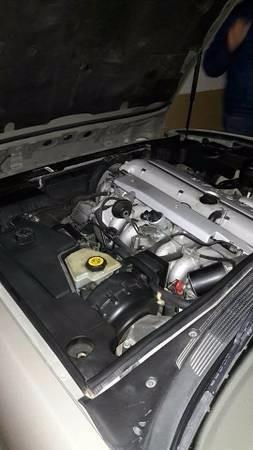 jaguar xj6 clasico para desarmar refacciones partes piezas