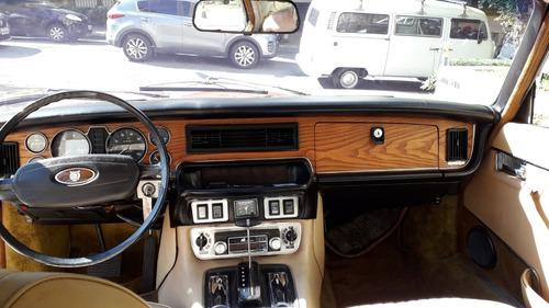 jaguar xj6 coupê 1976