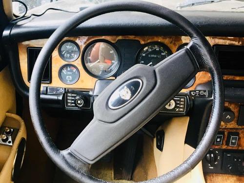 jaguar xj6 vanden plas