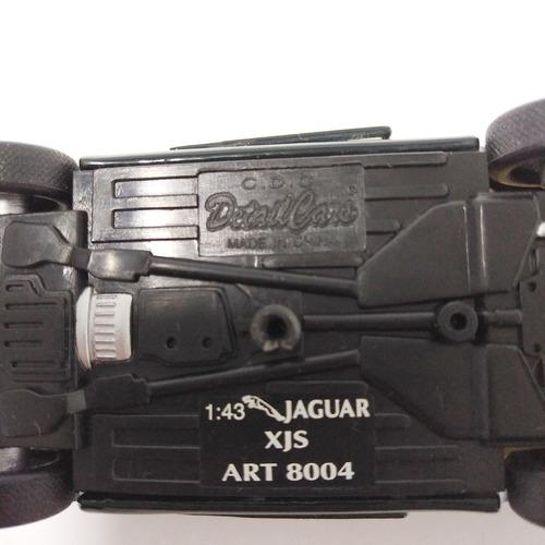 jaguar xjs  1/43 detail cars