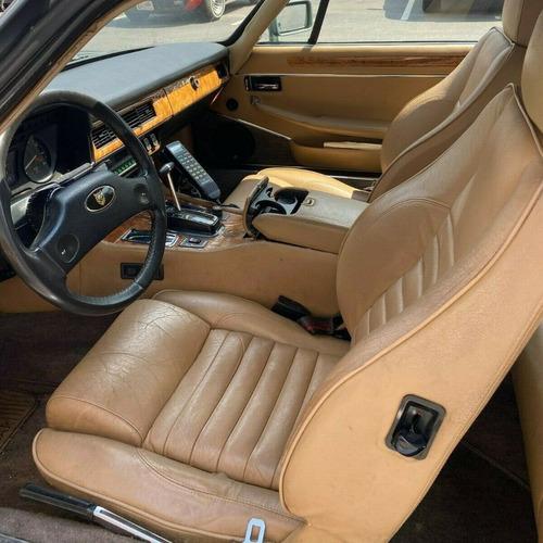 jaguar xjs v 12  xjs