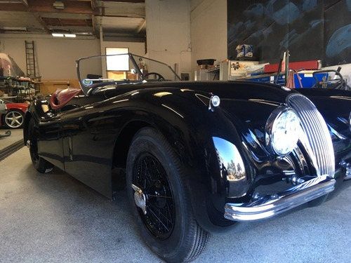 jaguar xk 120 se roadster