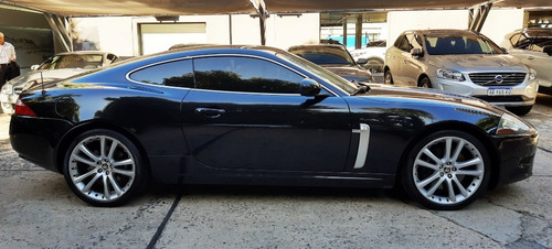 jaguar xk r 4.2l v8 supercharged - tipo de cambio turista