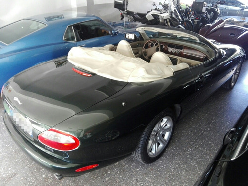jaguar xk8 año 1997 con 140.000 km