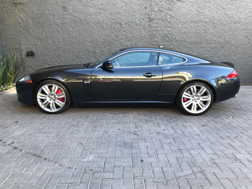 jaguar xkr 5.0 v8 coupé gasolina