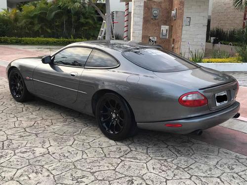 jaguar xkr v8 supercargado