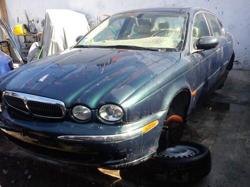 jaguar x_type 2003 solo x partes