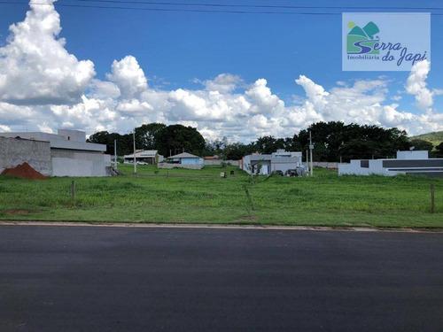 jaguariuna - residencial vila guedes  terreno 300m2 - plano - te0450