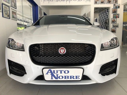 jaguar/xf 2.0 r-sport turbocharged
