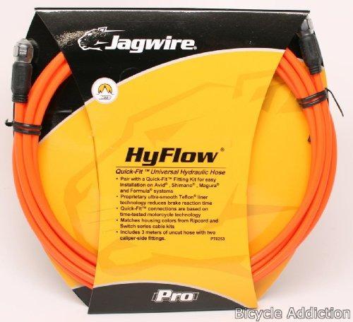 jagwire hyflow disco manguera, maxxis orange, 3000mm, requi