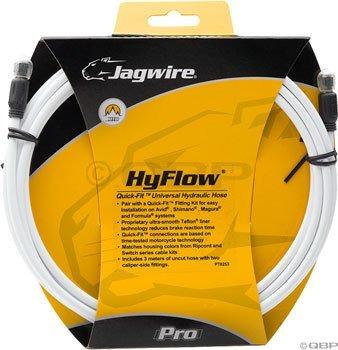 jagwire manguera disco hyflow, blanco, 3000mm, requiere jag
