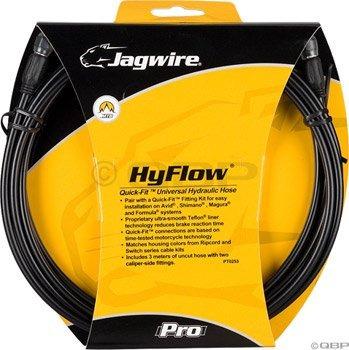 jagwire manguera disco hyflow, negro, 3000mm, requiere jagw
