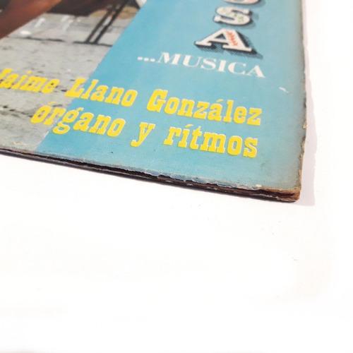 jaime llano gonzález - vol. x - sabrosa música / lp