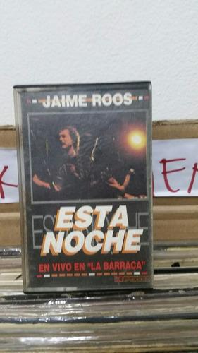 jaime roos está noche cassette rock nacional
