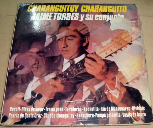 jaime torres charanguituy charanguito lp argentino