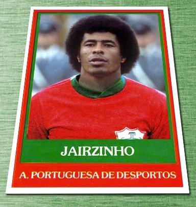 Resultado de imagem para jairzinho no Portuguesa