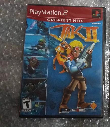 jak and daxter, jak ii, jak 3, juegos ps2 nuevos, sellados