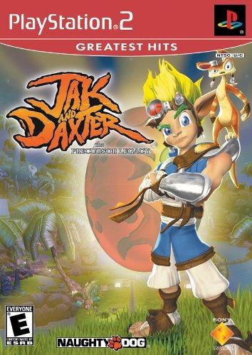 jak and daxter: the precursor legacy up shop