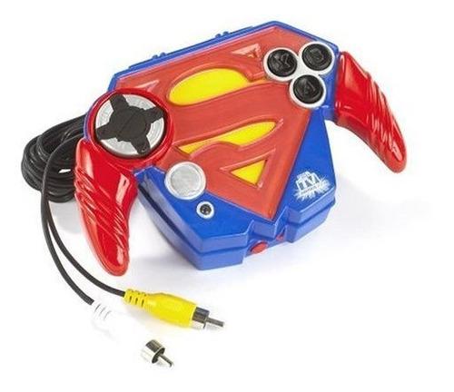 jakks pacific toymax super man tv juego