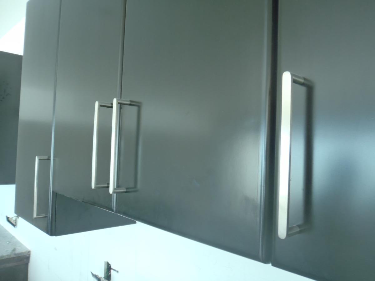 Jaladeras modernas acero inoxidable p closets cocinas vbf Articulos de cocina de acero inoxidable