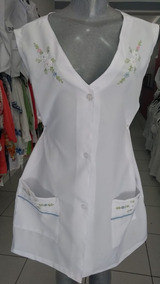 6e60de128a Jaleco Acinturado Feminino Enfermagem Kit 10 Un. P  Revenda