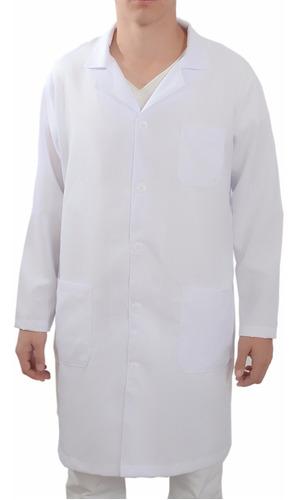 jaleco masculino gabardine médico, enfermeiro