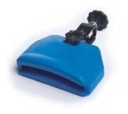jam block cencerro bloque parquer azul de plastico cuota