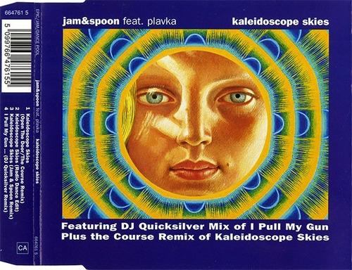 jam & spoon feat. plavka kaleidoscope skies cd single rmx