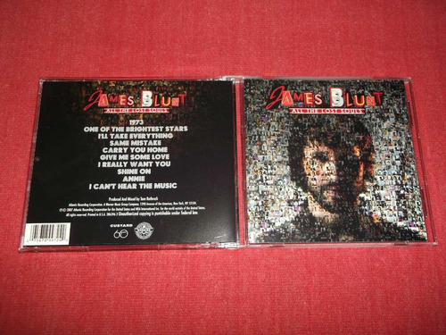 james blunt - all the lost souls cd imp ed 2007 mdisk