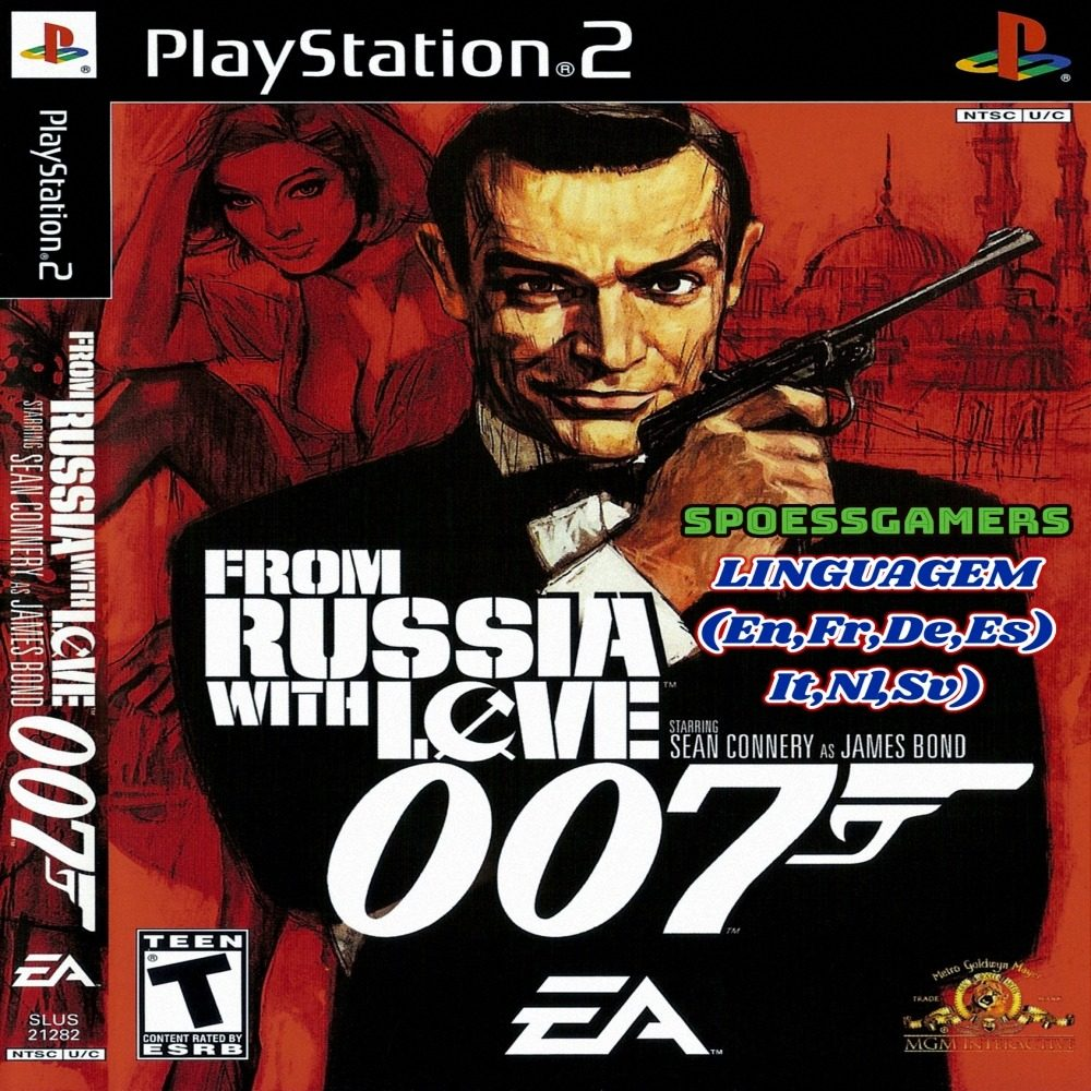 007: from russia with love