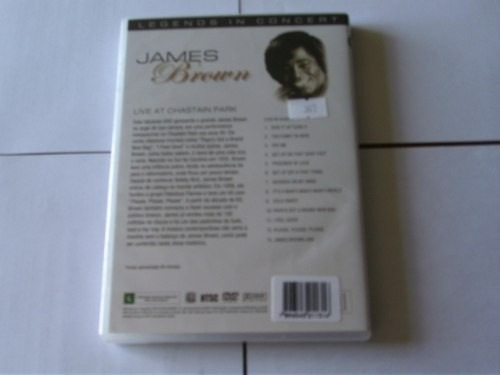 james brown live at chastain park dvd lacrado