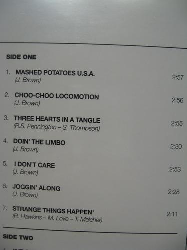 james brown - tour the u.s.a.+ 2 bonus tracks (waxtime 77203