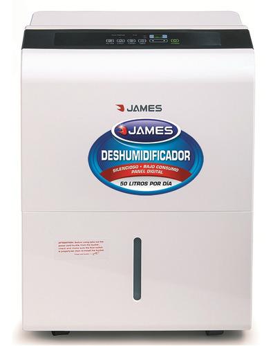 james - deshumidificador 50 litros por dia dj50 bigsale