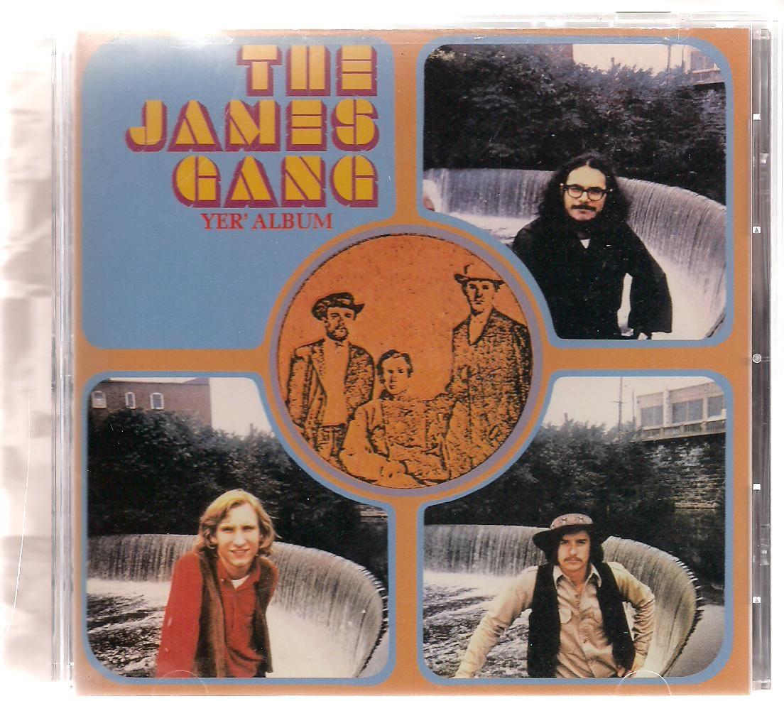 James Gang - Yer`album - Joe Walsh - Novo Imp  Frete Grátis