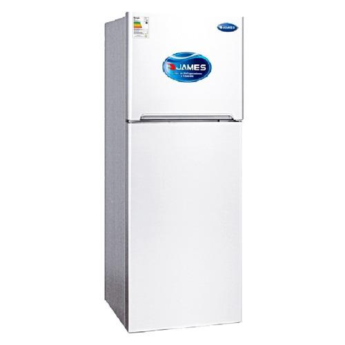 james - heladera frío seco c/freezer j302mb - blanco bigsale