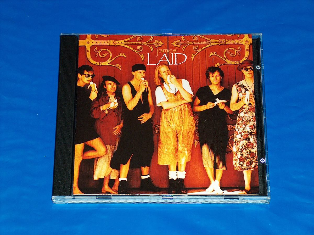 James - Laid Cd Ks P78