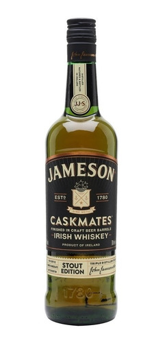 jameson caskmates irish whiskey 750cc