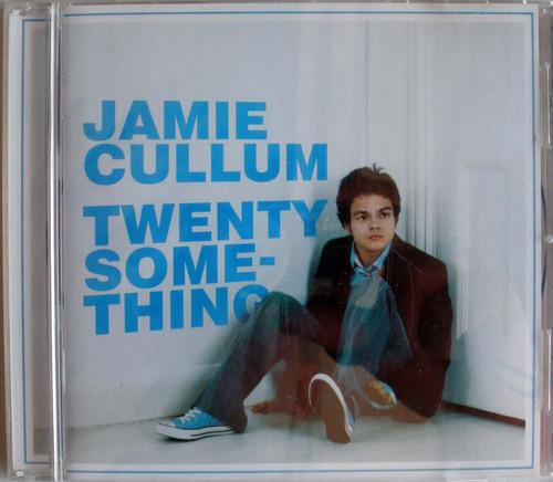 jamie cullum - twenty something - cdpromo nacional