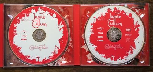 jamie culum cd+dvd catching tales [usado]