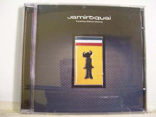 jamiroquai, travelling without moving, cd orig c faixa bônus