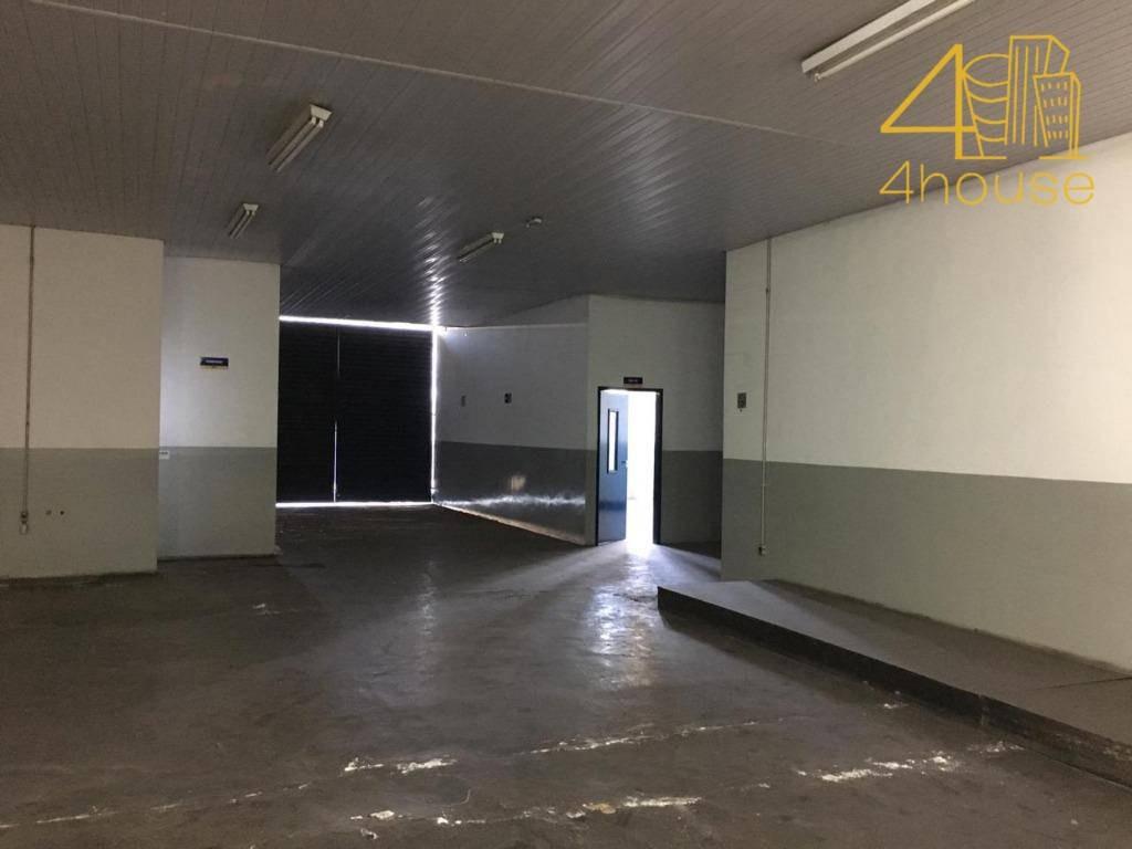 jandira - galpão a área total 3.119,50m² na via de acesso joão de góes para locação. - ga0095