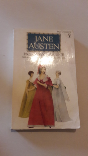jane austen pride and prejudice pan classics buen estado