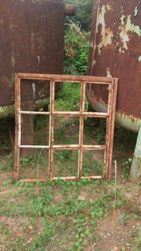 janela de ferro