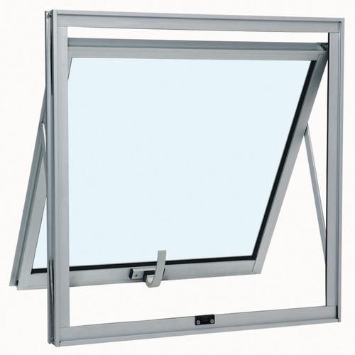 janela maxim ar alumínio sem grade sasazaki ih