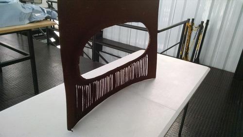 janela traseira de vw fusca oval