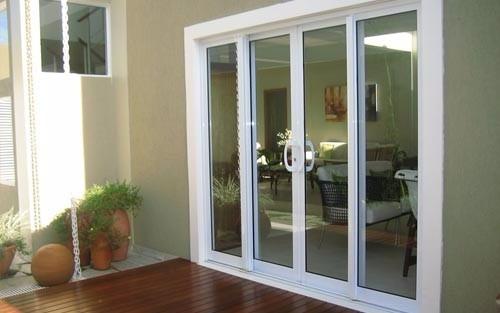 Janelas e portas com vidros anti ruido r 850 00 em for Puerta corrediza externa