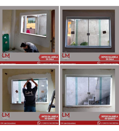 janelas sob medida