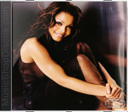 Janet Jackson All For You - Novo Lacrado Original